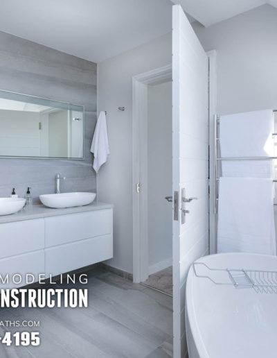 bathroom remodeling contractor Glen Ellyn Il